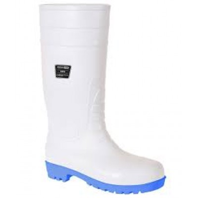 Calzatura di sicurezza stivale Total Safety Wellington S5 FW95