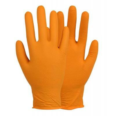 Scatola di guanti in nitrile monouso Cofra EAGLE-NIT
