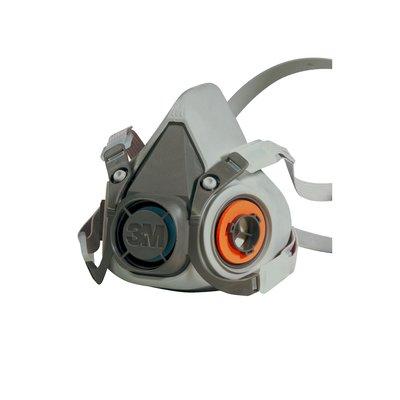 Respiratore con semimaschera riutilizzabile 3M™ 6200