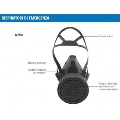 Respiratore di emergenza M900