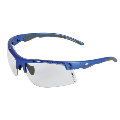 Occhiali di protezione Cofra LIGHTNING lenti incolore